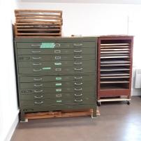 Members paper storage drawers #1